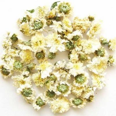 Premium Natural White Chrysanthemum Tea Flower Loose Leaf Herbal Tea 2 Oz. Bag