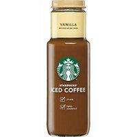 Starbucks Iced Vanilla Coffee
