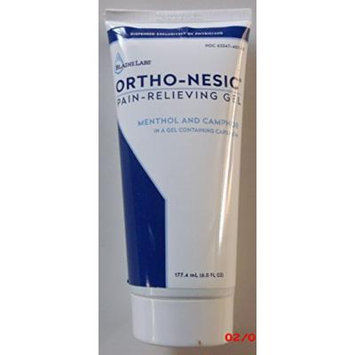 Ortho -Nisic / Pain-Relieve Gel / Menthol & Camphor