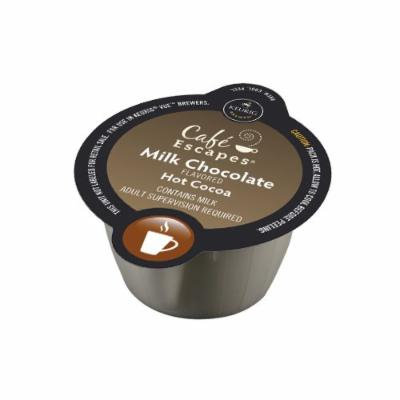 Cafe Escapes Keurig Vue Pack, Milk Chocolate Hot Cocoa, 32 Count