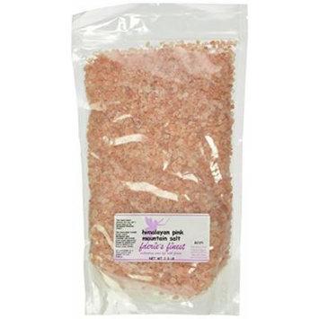 Faeries Finest Himalayan Pink Mountain Salt, Coarse, 2 Pound