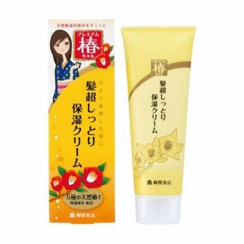 YANAGIYA TSUBAKI chan , Hair Treatment , Super SHITTORI Moisture Cream 120g