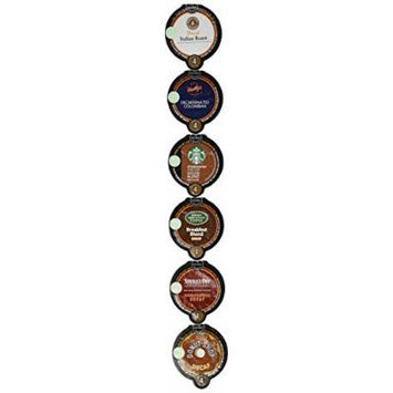 20 Count - VUE Cups Decaf Variety Pack