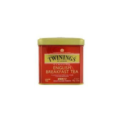 Twinings English Breakfast Tea, Loose Tea, 3.53 Ounce Tin
