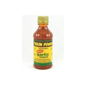Cajun Power All-Purpose Spicy Garlic Sauce