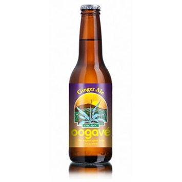 oogave Ginger Ale (12 Bottles)