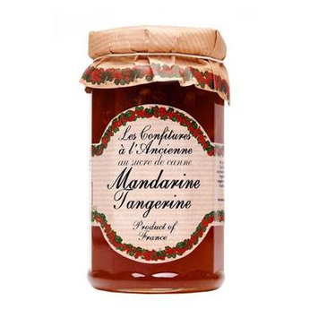 Tangerine Jam Andresy All natural French jam pure sugar cane 9 oz jar Confitures a l'Ancienne, One