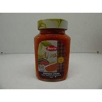 Sera Turkish Hot Ajvar Vegetable Spread 24.33oz (690g) (Acili Ajvar)