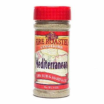 Old World Mediterranean Rub