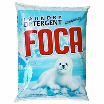 Foca Laundry Detergent 22.04 Lb Pound
