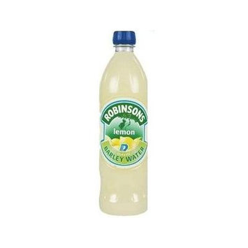 Robinson's Barley Water, Lemon, 850ml Bottles (Pack of 3)