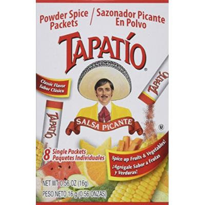 Tapatio Powder Spice Packets Pack of 2
