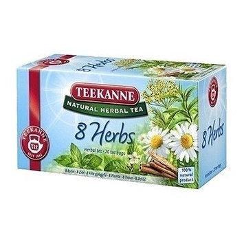 Teekanne 8 Herbs Tea 20 Bags
