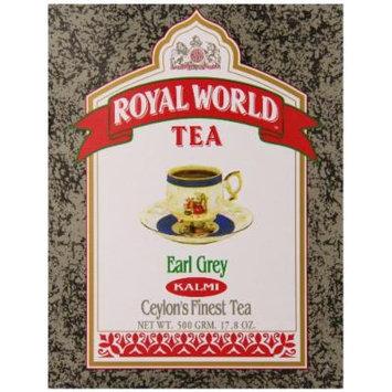 Royal World Kalmi Earl Grey Tea, 17.6 Ounce