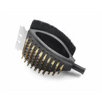 Outset 76223 Replacement Brush for Telescoping Grill Brush