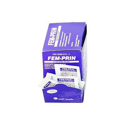 FemPrin Menstrual Relief Tablets