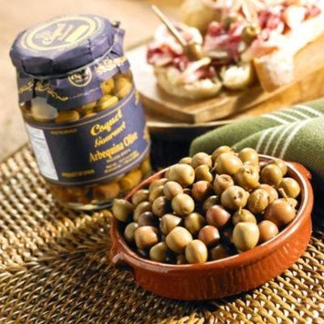 Coquet Arbequina Olives from Spain (7.05 oz/200 g drained weight)