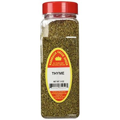 Marshalls Creek Spices X-Large Size Thyme, 8 Ounces
