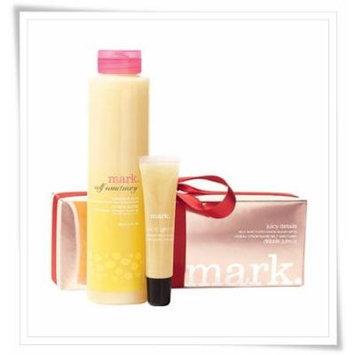 Avon Mark Juicy Details Self Sanctuary Lemon Sugar Gift Set