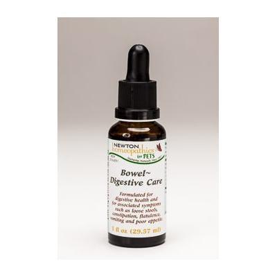 Newton Homeopathics for Pets Bowel & Digestive Care, 1 fl. oz.