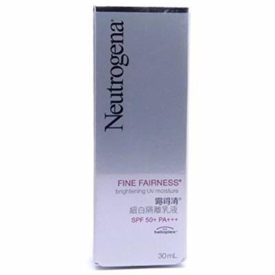 Neutrogena Fine Fairness Brightening UV Moisturizer Sunscreen SPF 50+ PA+++ 30ml
