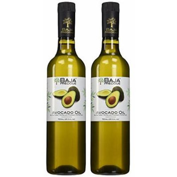 Baja Precious - Avocado Oil, 750ml (25.3 Fl Oz) - Pack of 2