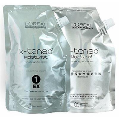 L'Oréal Paris X-tenso Hair Straightener Cream For Very Resistant Natural Hair
