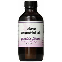 Faeries Finest Clove Essential Oil, 4 Fluid Ounce