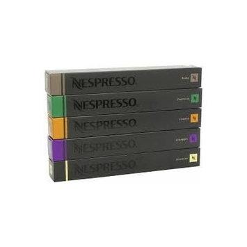 Best Seller Nespresso Variety Pack Capsules, 50 Count