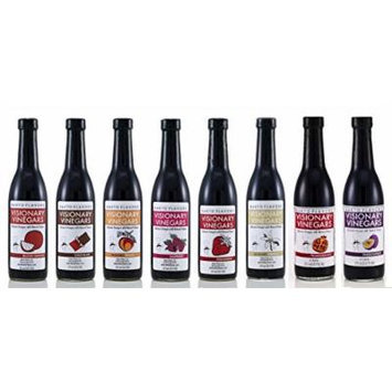 Visionary Vinegars - Kosher Balsamic Vinegars with Natural Flavors - PICK YOUR OWN - Pack of 6