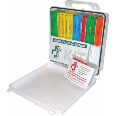 North by Honeywell 35TP195 All in One Kit - First Aid/CPR/BFK - Plastic 24 Unit