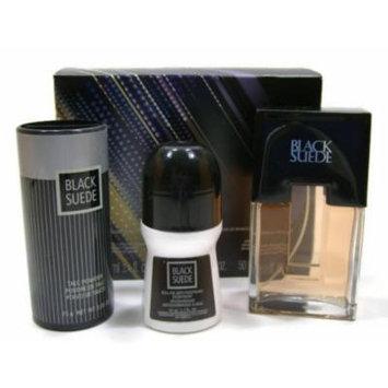 AVON - 3 pc - Black Suede Gift Set