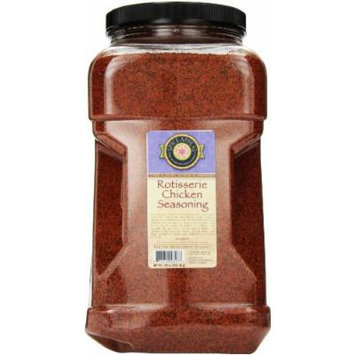 Spice Appeal Rotisserie Chicken Seasoning, 120 Ounce