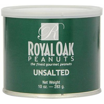 Royal Oak Gourmet Jumbo Unsalted Virginia Peanuts, 3 Count