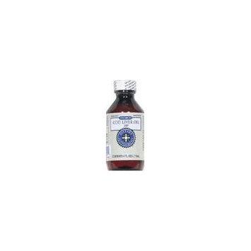 Humco Cod Lvr Oil Lq 4 Oz, Pack of 9