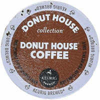 Keurig, Donut House Collection, Donut House Coffee, K-Cup packs, 30 count