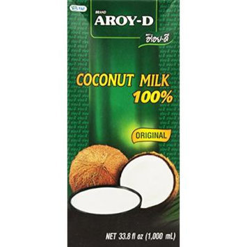 100% Coconut Milk - 33.8 oz packages (3-pack)