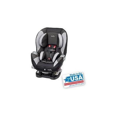 Evenflo Triumph LX Convertible Car Seat, Darby Gray