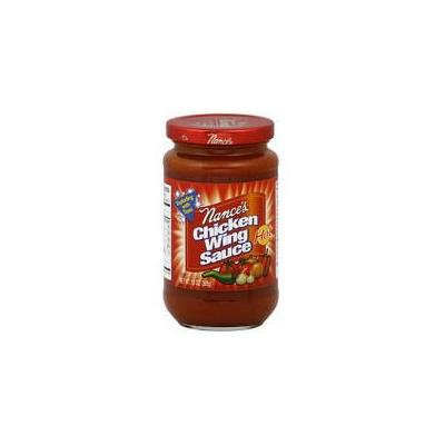Nances Sauce Chkn Wing Hot -Pack of 12
