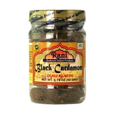 Rani Black Cardamom 1.75oz (50g)