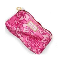 Estee Lauder Lilly Pulitzer Designer Floral Cosmetic Makeup Bag 2013 New Body Care / Beauty Care / Bodycare / BeautyCare