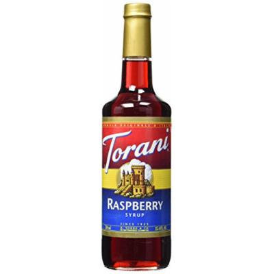 Torani Raspberry Syrup, 750 ml