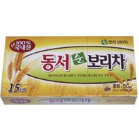 Dongsuh Roasted Barley Tea, 10g x 15 bags