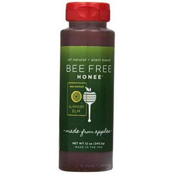 Honee Bee-Free Honey, Slippery Elm, 12 Ounce
