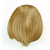 OneDor® Clip in Clip on Women Ladies Girls Cute & lovely Neat Hair Bang Hair Extension Hair Piece (27/613)