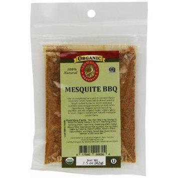 Aromatica Organics Salt Free BBQ Mesquite Blend, 1.5-Ounce