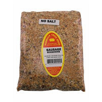 Marshalls Creek Spices Family Size Refill Sausage No Salt Seasoning, 44 Ounce