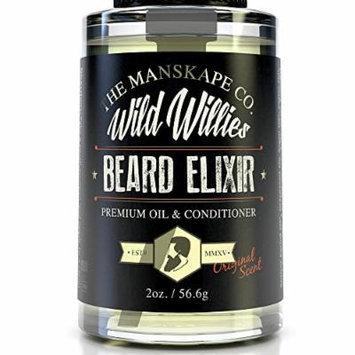 Wild Willie's Beard Oil & Conditioner