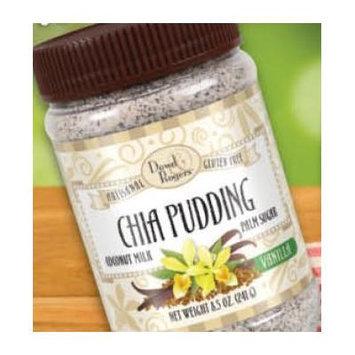 Chia Pudding Vanilla Dowd And Rogers 8.5 oz Powder