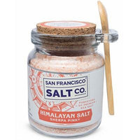 8 Oz Chef's Jar - Sherpa Pink Himalayan Salt